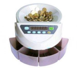 coin counter & sorter SDSP