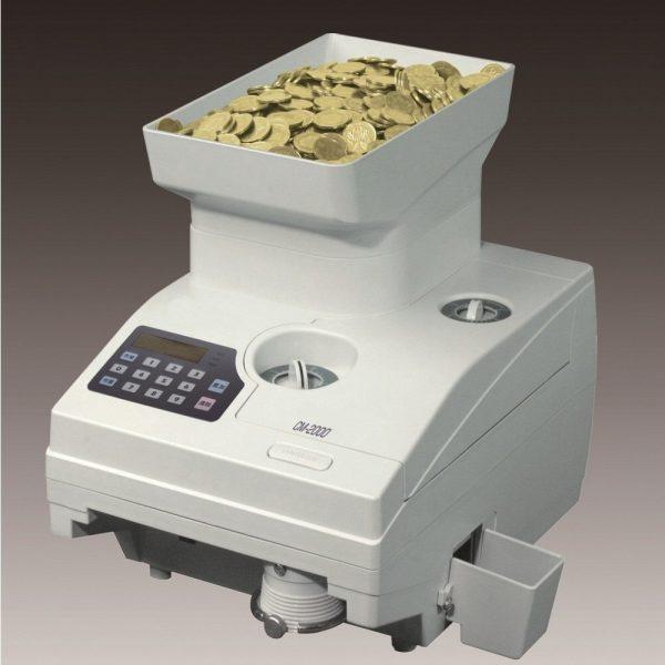 Conta Dividi Monete CM2000 2