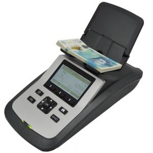 Tellermate T-iX R3000 Coin counter and bill counter