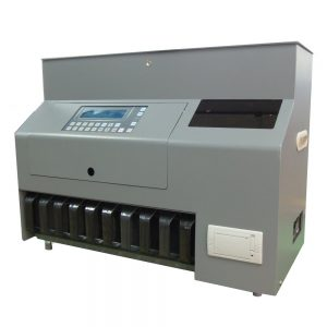 Coin Counter and money detector CS910S