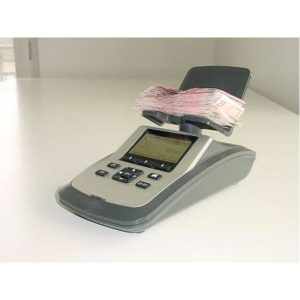 conta banconote e conta monete tellermate T-iX R2000C - 1