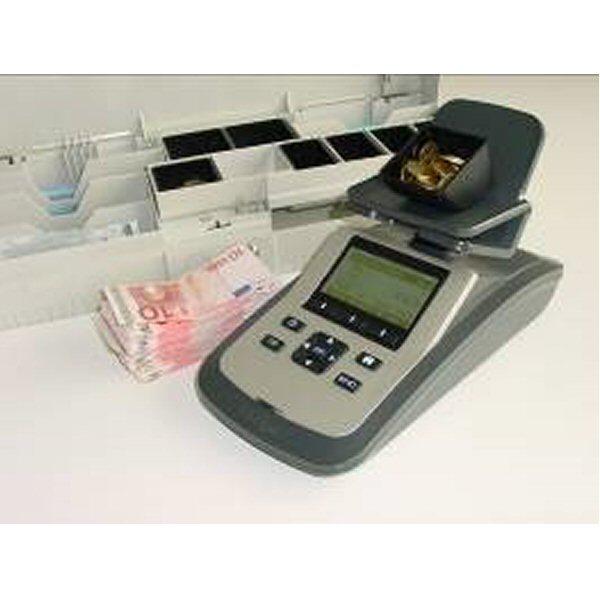 conta banconote e conta monete tellermate T-iX R2000C - 2