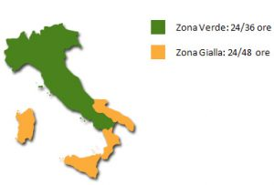 delivery zone and hours - sdsp Cristiano Folcolini