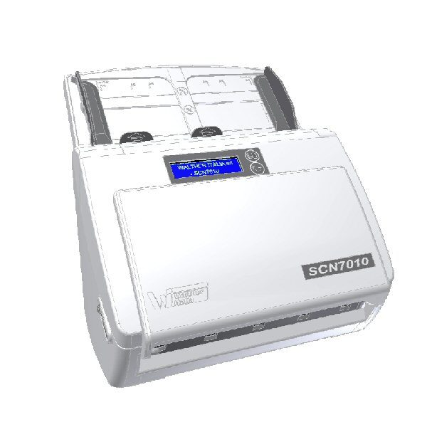 SCN7010 Scanner Reader