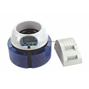 Thermal printer for speed coin sorter