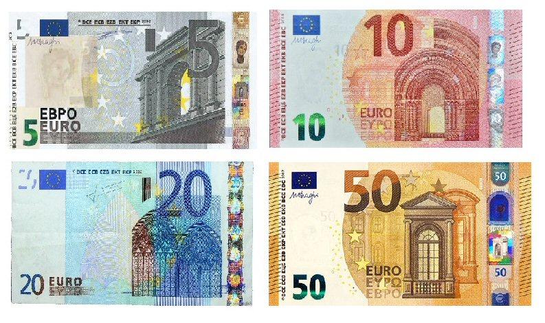 New Euro update software