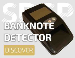 note counter - bill counter - banknote detector