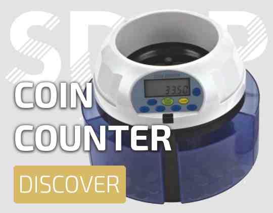 money detector - coin sorter
