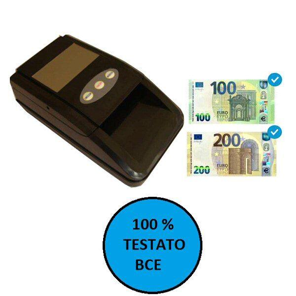 verifcia banconote usato fast control black aggiornabile